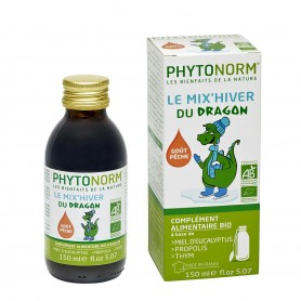Le Mix'Hiver du Dragon 150ml Bio