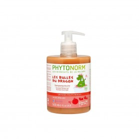 Shampooing-Douche Grenade-Fruits Rouges 500ml Bio