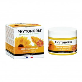 Photo Baume Apaisant au Calendula 50ml Phytonorm