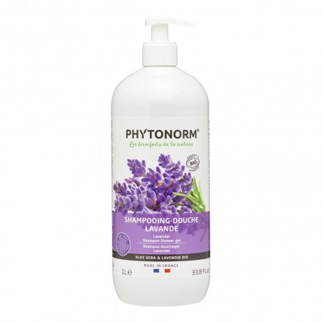 Photo Shampooing-Douche Lavande 1L Bio Phytonorm