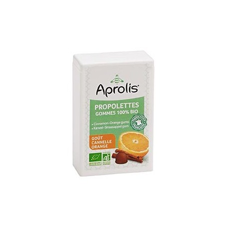 Photo Propolis Cannelle-Orange Bio Aprolis