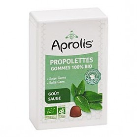 Photo Propolettes Sauge Bio Aprolis