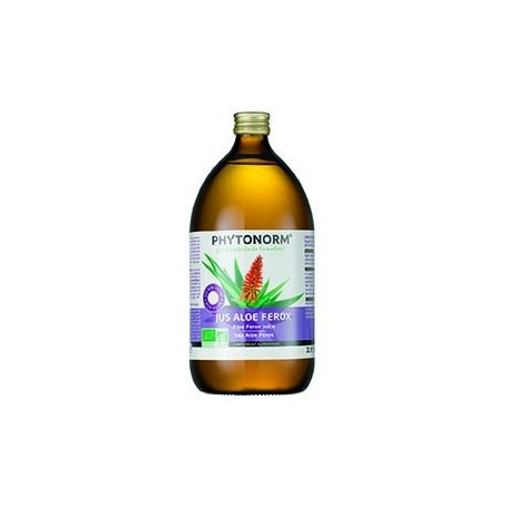 Photo Jus d'Aloe Ferox 1L Bio Phytonorm